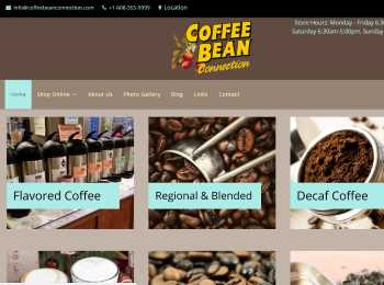 coffeebeanconnection com