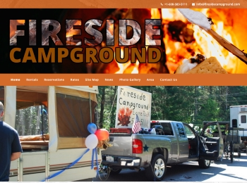 firesidecampground com